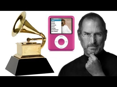 NMA TV's Take On Jobs' Grammy Award Is Special