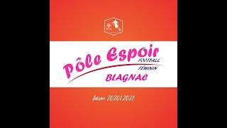Pôle Espoir Féminin de Blagnac (2020/2021)