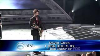 Top 5 Night - David Cook - I'm Alive
