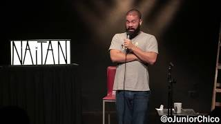 COISA DE GAY COISA DE HETERO   Júnior Chicó   Stand Up Comedy