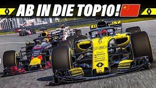 F1 2018 KARRIERE S02E03 – Punkte beim China GP? | Let's Play Formel 1 Deutsch Gameplay German