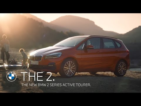 The new BMW 2 Series Active Tourer. Official Launch Film.