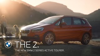 The New BMW 2 Series Active Tourer. Official Launchfilm.