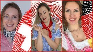 Австрия vs Германия vs Швейцария ( Harmony inAustria & Maria Dorokhova & 4MissCherie )
