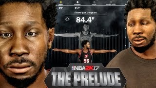 NBA 2K17 Prelude My Career Gameplay - PLAYER CREATION & FACE SCAN! Ep. 1