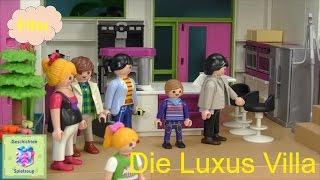 Playmobil Film Deutsch DIE LUXUSVILLA ♡ Playmobil Geschichte Familie Miller