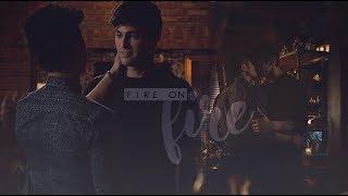 Magnus & Alec - Fire on Fire