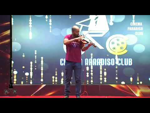 Govind Vasantha performing  Kadhale Kadhale Live- CPC CINE AWARDS-2018