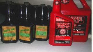 Engine Sludge, Best Products to Use