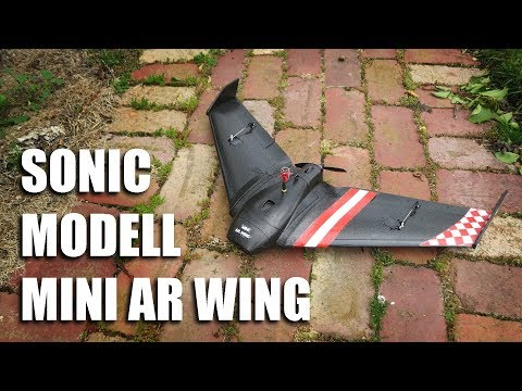 sonic-modell-mini-ar-wing