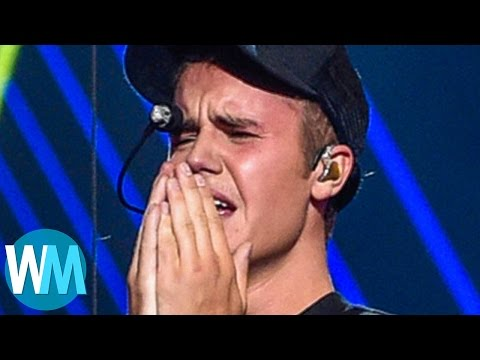 Top 10 Celebrities Who Have Dissed Justin Bieber