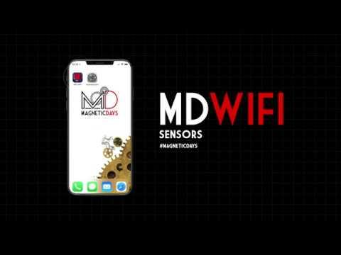 Tutorial App MD WiFi – Sensors