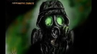 Half Life Opposing Force Gameplay With... CHEATS!... BTW Death At The End