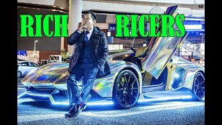 When A Ricer Wins The Lottery (Rich Ricers)