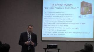 "Tip of the Month ""Do These Programs Really Work?"" by Dennis Henson"