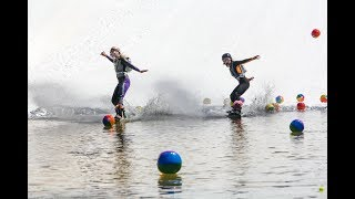 Perisher Pond Skim - Action from the Day!