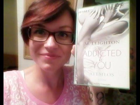 Erotikroman: Addicted to you Atemlos von M. Leighton [Buchrezension]