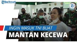 Viral Video Calon Kowad Sebut Masuk TNI karena Ingin Buat Mantan Menyesal, Pangdam I/BB Tertawa