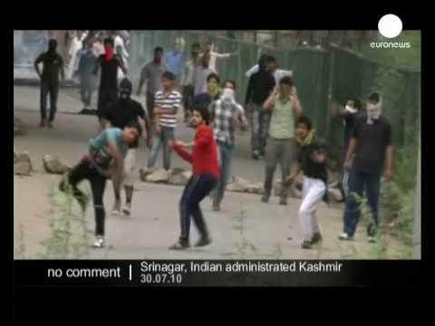 Violence in Kashmir - no comment