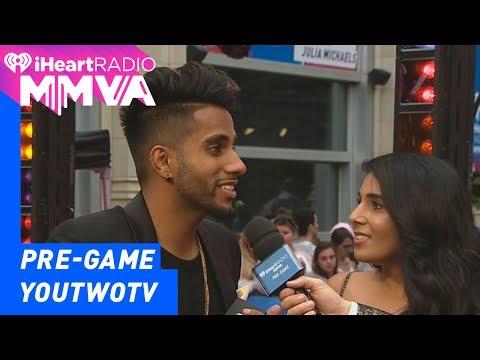 YouTwoTV Wins Fan Fave MUCH Creator | 2017 iHeartRadio MMVAs