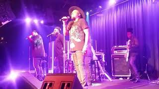 """Anthony Hamilton at the Birchmere, """"Point of It All"""", 8-22-17"""