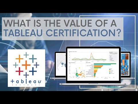 What is the REAL Value of Tableau Certifications? - YouTube