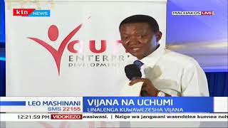 Alfred Mutua: I walked into a party called Wiper,wakanifukuza and now I am better off in MCC