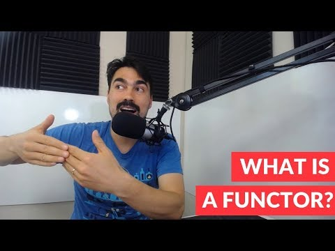 What is a functor?