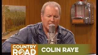 """Colin Raye   """"I Think About You""""   Country Road TV"""