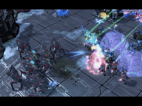 Has (P) v SpeCial (T) Threefer! - StarCraft 2 - Legacy of the Void 2019