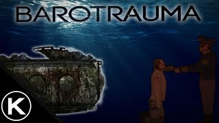 Returning To The Ocean ( Barotrauma Funny Moments With Friends )