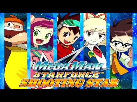 megaman battle network operate shooting star