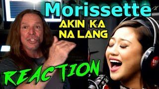 Vocal Coach Reaction To Morissette - Akin Ka Na Lang - Wish 107.5   Ken Tamplin