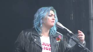 Elle King - Oh! Darling (Cover) - Boston Calling 2016 - 1080P HD