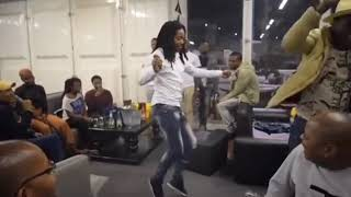 Sbu From Uzalo Dancing At Eyadini Lounge