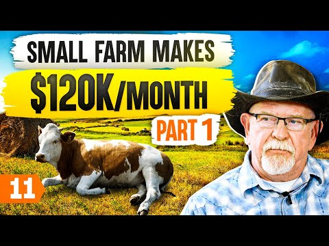 , title : 'How to Start a Farm Business that Makes $120K/Month (Pt. 1)