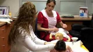 Masaje en la Espalda para el Bebé Facemama.com