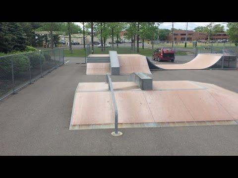 South Brunswick, New Jersey - Skatepark