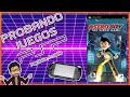 Probando Juegos De Psp Ep 21 Astro Boy: The Video Game