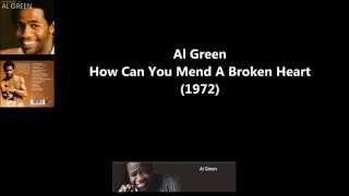 Al Green - And How Can You Mend a Broken Heart (1972) (Lyrics - Letras) (Sub) Traducida