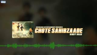 Chote Sahibzaade  Bindy Brar