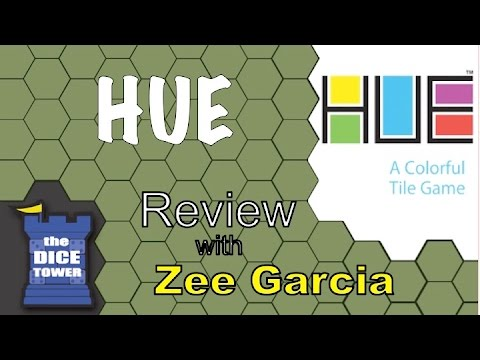 The Dice Tower reviews HUE