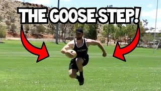 How to do a Goose Step | Rugby Skills Tutorial