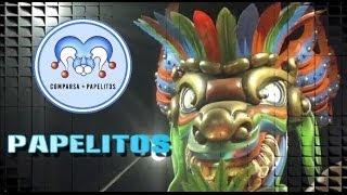 preview picture of video 'Comparsa Papelitos 2014 - Carnaval de Gualeguaychu - El Carnaval Se Vive Así'