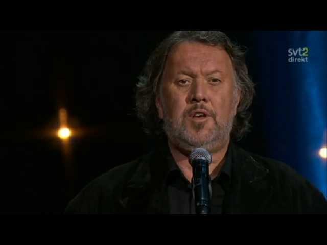 Bjørn Eidsvåg – Eg ser (Live Minnesceremoni Oslo 2011)