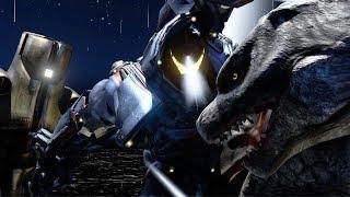 Godzilla VS Pacific Rim TRAILER