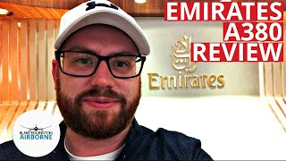 Emirates Economy Class   The A380 Upper Deck Experience