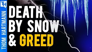 TX Winter Storm Killed More Than Reported (w/ Peter Aldhous)