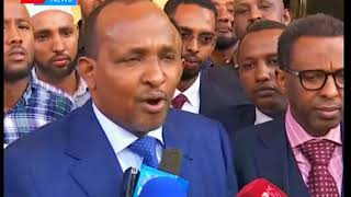Aden Duale: The will of Garissa township people has been upheld by the Court.