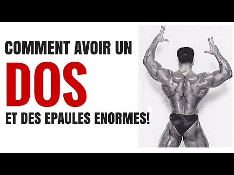 Les exercices pour les muscles pectoraux pour les hommes sur brousyakh